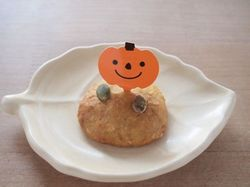 かぼちゃのマフィン10おまけ・ソフトクッキー.jpg