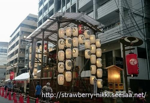 strawberry祇園祭 宵山祇園祭.JPG
