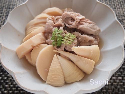 strawberry筍と豚肉の煮物筍と肉の煮物.JPG
