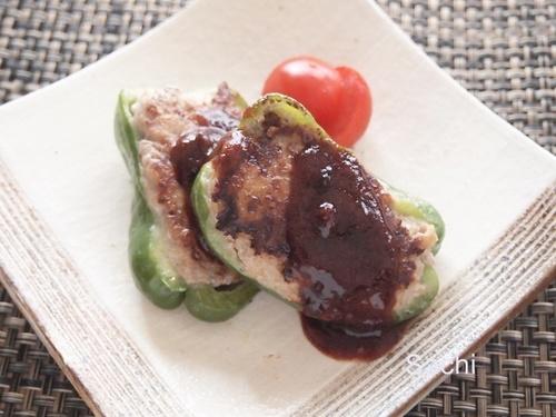 strawberry肉詰めピーマンb大分産ピーマン肉詰めピーマン.JPG