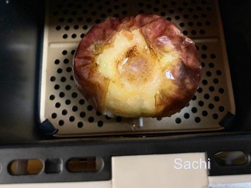 strawberryIMG_4790エアーオーブン 焼きリンゴ.jpg