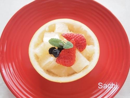 strawberryP4037469フロリダグレープフルーツ.JPG