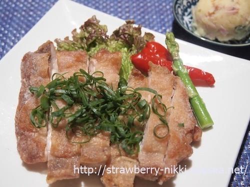 strawberryP6103089簡単油淋鶏.JPG