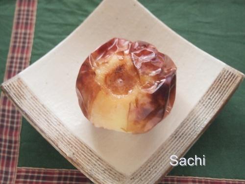 strawberryPC147067エアーオーブン 焼きリンゴ.JPG